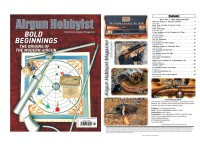 Airgun Hobbyist Magazine, Apr/May/Jun 2017 Issue