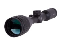 Refurbished Hawke Sport Optics Airmax 4-12x50 AO Rifle Scope, AMX Reticle, 1/4 MOA, 1 inch Tube