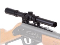 Air Venturi 4x15 Rifle Scope & Lasso Mount