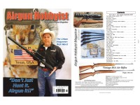 Airgun Hobbyist Magazine, Jul/Aug/Sept 2017 Issue