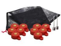 Umarex Big Blast Target Inflator Caps - 10pk