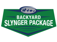 Backyard Slynger Package