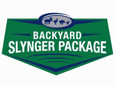 Pyramyd Air Backyard
