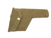 Webley & Scott Ltd. Webley MKVI Heavy Duty Canvas Holster, Right Hand, Fits Webley MKVI Air Pistol