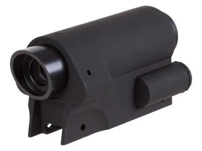 SRC Aluminum Magnifying