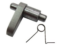 JBU Aluminum Anti-Reversal Latch with Spring for Version 1,2 Gearbox