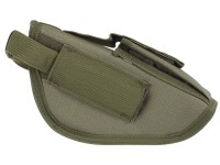 AMP Tactical Belt Pistol Holster, OD Green