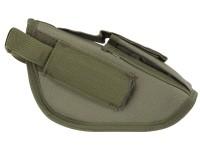 AMP Tactical Belt Pistol Holster, OD Green