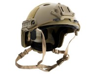 AMP Tactical AMP CORE BJ Helmet - XL -Tan