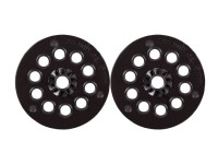 Elite Force H8R Airsoft CO2 Revolver Magazines, 2 Pack.