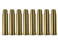 TSD Gas Revolver Airsoft Revolver Metal Cartridges, 8ct
