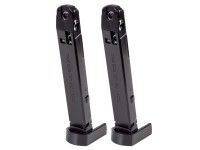 Sig Sauer X-Five ASP Magazine, 2 pk, 177 caliber, 20 rounds