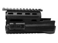 TSD SRC Nylon Tactical RIS Handguard for Airsoft AK47, SAK-64