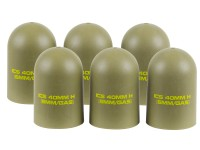 ICS MA-166, Light Weight Grenade Shell Caps