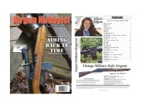 Airgun Hobbyist Magazine 3rd Qtr. 2018