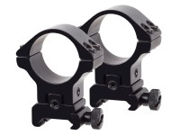Sportsmatch 2-Piece High Weaver/Picatinny 30mm Fully Adjustable Scope Rings
