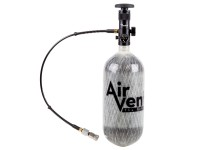 Air Venturi 88 cu-in Carbon Fiber Tank with EZ Valve