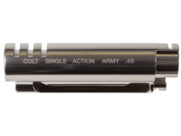 "Colt SAA45 Outer Barrel - 3.5"" Nickel"