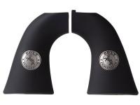 Colt SAA45 Grips - Matte Black