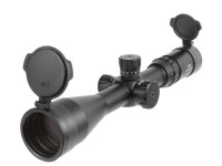 Refurbished Aeon 8-32x50 AO Rifle Scope, Target Dot Reticle, 1/4 MOA, 30mm Tube