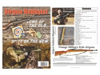 Airgun Hobbyist Magazine 4th Qtr. 2018