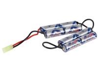 TSD 9.6V 2300mAH NiMH Airsoft Battery