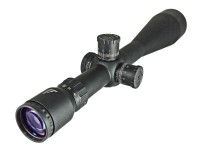 Falcon Optical Systems 10-50x60, X50 Long Range Riflescope, MOA200 SFP Reticle, 1/8 MOA, 30mm