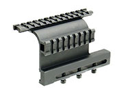 UTG AK74 Side Mount with Double Rails