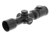 UTG OP3 1.5-6x36 AO SWAT Crossbow Scope, EZ-TAP, Ill. BDC Reticle, 30mm Tube, Picatinny/weaver rings