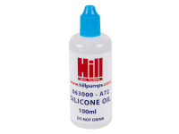 Hill Silicone Oil, 100ml bottle