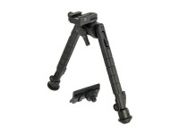 "UTG Recon 360 TL Bipod, 8""-12"" Center Height, Picatinny"