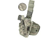 UTG Special Ops Universal Tactical Leg Holster, Army Digital Camo
