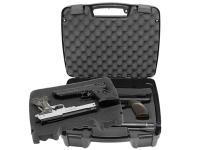 Plano Gun Guard SE Pistol Case, Holds 4 Guns