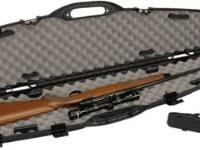 Plano Rifle Case. Single Scoped + Installation