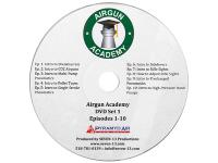 Pyramyd Air Airgun Academy DVD, Instructional Airgun Videos, Episodes 1-10