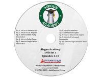 Pyramyd Air Airgun Academy DVD, Instructional Airgun Videos, Episodes 1-10