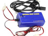Cybergun Universal Smart Charger 6-12V for NiCad & NiMH batteries