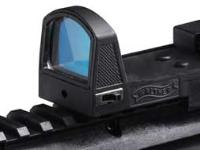 Walther Shot Dot Sight, Adj Windage/Elevation, Weaver Mount