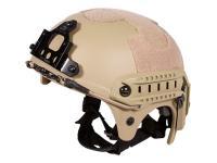 King Tactical FAST Tan Helmet