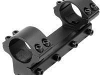 Tech Force 1-Pc Mount w/1 inch Rings, Medium, 9.5-13mm Dovetail