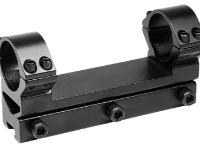 Tech Force 1-Pc Mount, 1 inch Rings, 11mm Dovetail, See-Thru