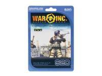 Cybergun The War Inc. $20 Cash Card, Blue
