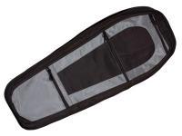 UTG Alpha Battle Carrier Sling Pack, 34 inch, Black & Metallic Gray
