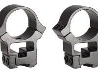 B-Square 25020 1 inch Air Sporter Rings, High, 9.5-13.5mm Dovetail, See-Thru