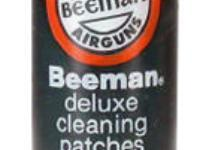 Beeman Flannel Cleaning Patches, 50ct