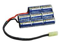 TSD Intellect 9.6v 1600mAh Small Size for Battery Box