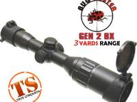 UTG 5th Gen 6x32AO Bug Buster Rifle Scope, Gen 2, Illuminated Mil-Dot Reticle, 1/4 MOA, 1 inch Tube