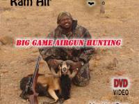 Pyramyd Air Ram Air DVD: big game airgun hunting