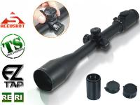 Leapers Accushot 8-32x56AO SWAT Rifle Scope, Illuminated Mil-Dot Reticle, 1/8 MOA, 30mm Tube