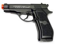 Cybergun Beretta M84 6mm Co2 Metal Pistol, Black Airsoft gun